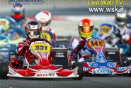 International - The WSK Super Master Series is ready to start next weekend in Castelletto Di Branduzzo, Italy